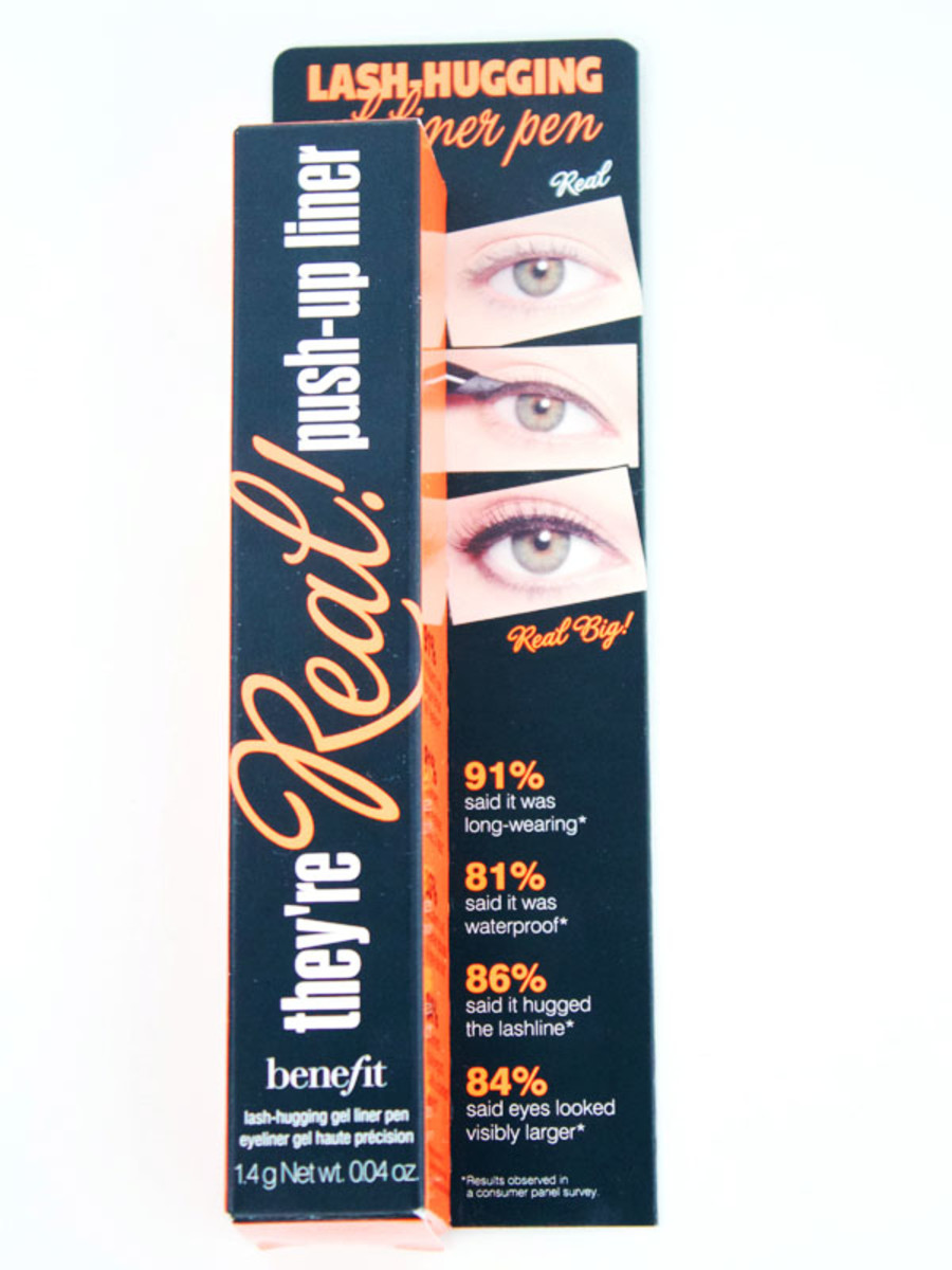 Benefit They're Real Push-Up Liner (2)