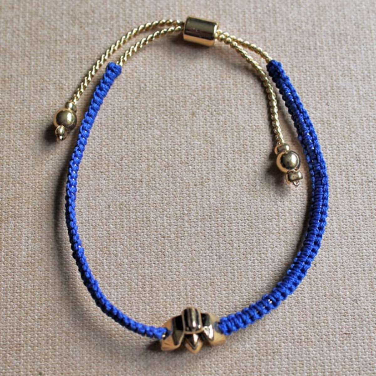 Jenny Bird x Burt's Bees bracelet