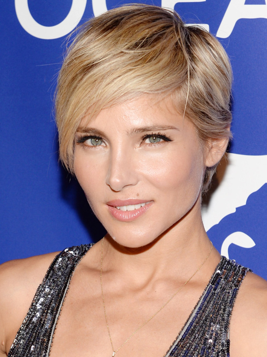Elsa Pataky Has The Best Short Haircut I Ve Ever Seen
