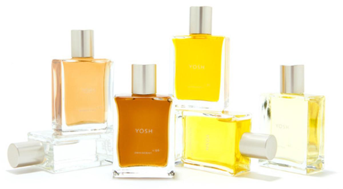 Yosh fragrances