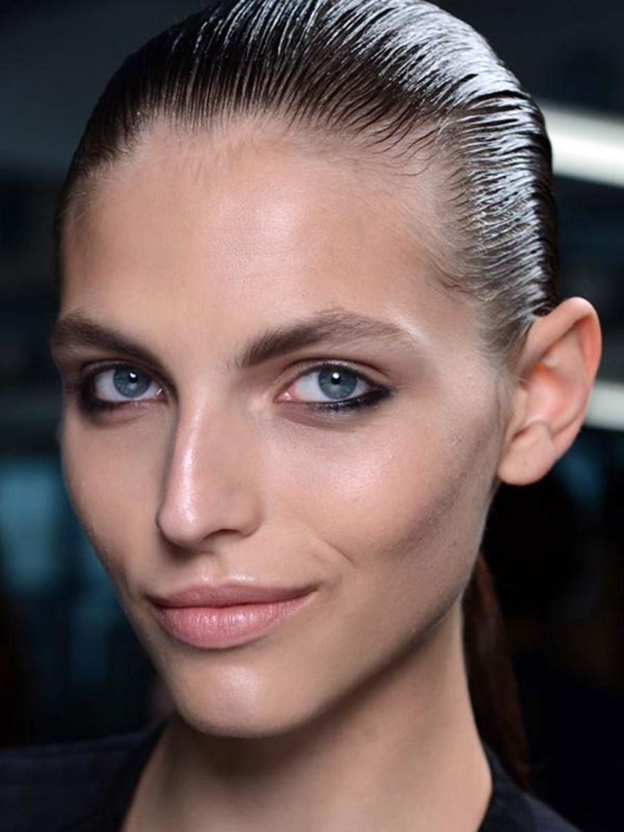 Christopher Kane - Spring 2013 makeup