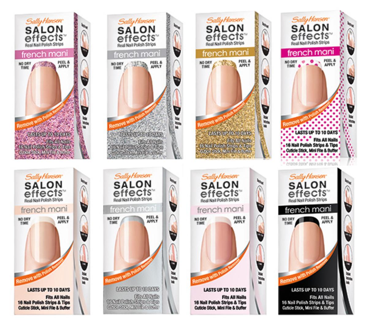 Sally Hansen Salon Effects French Mani