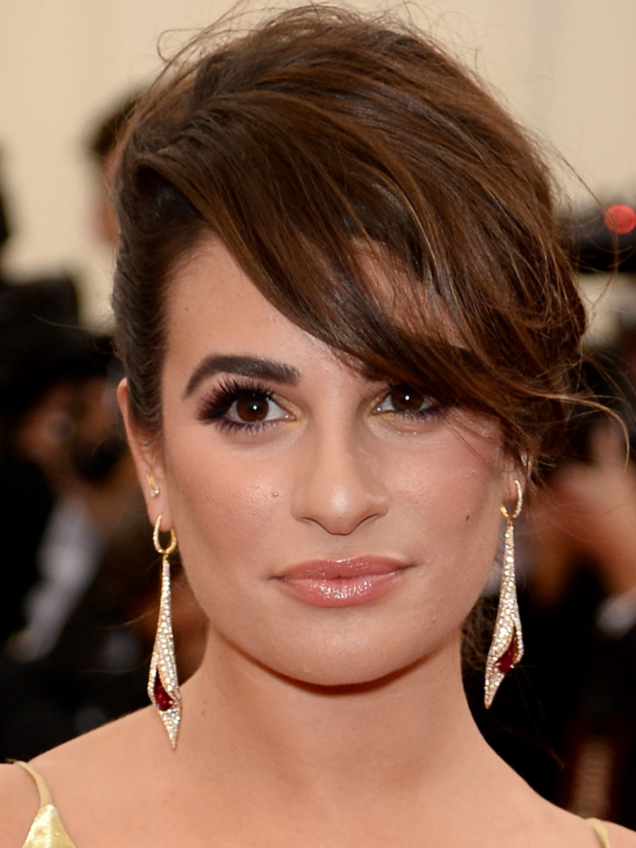 Lea Michele, Met Ball 2014