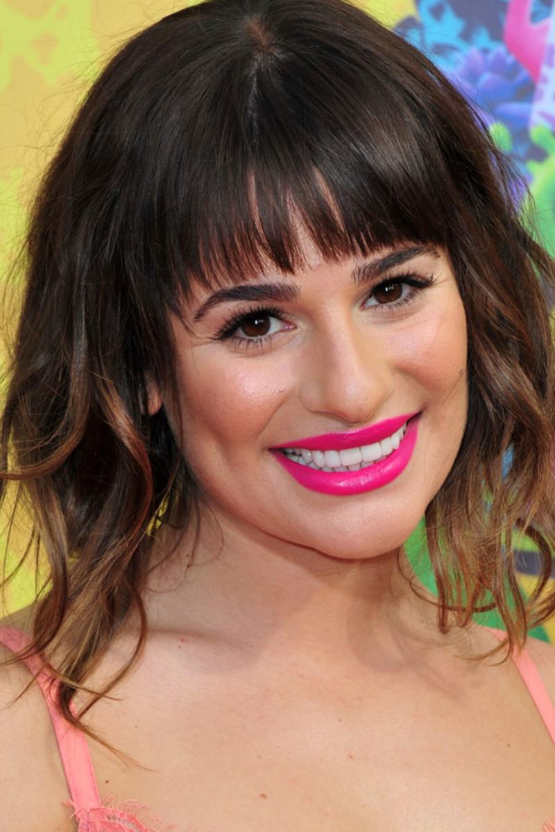 Lea Michele, Kids' Choice Awards, 2014