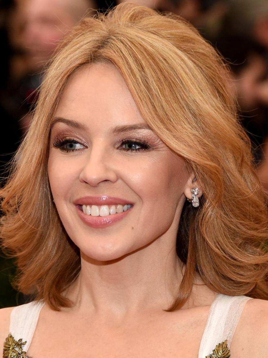 Kylie Minogue, Met Ball 2014
