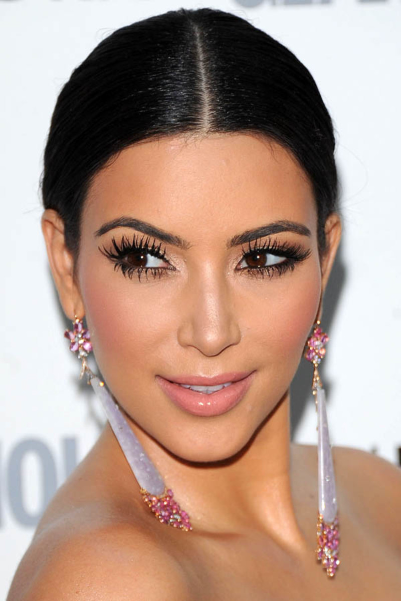 Kim Kardashian - Glamour Women of the Year awards, 2011