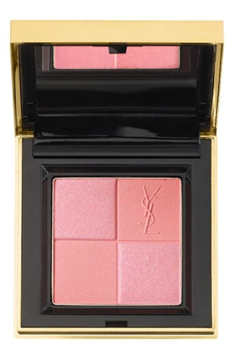 Yves Saint Laurent Blush Radiance Matte & Satin Blush in 4