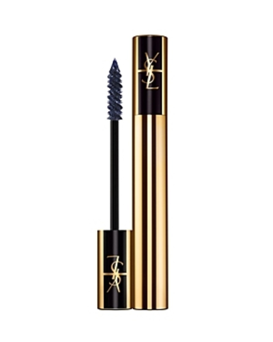Yves Saint Laurent Singulier Waterproof Mascara in Black