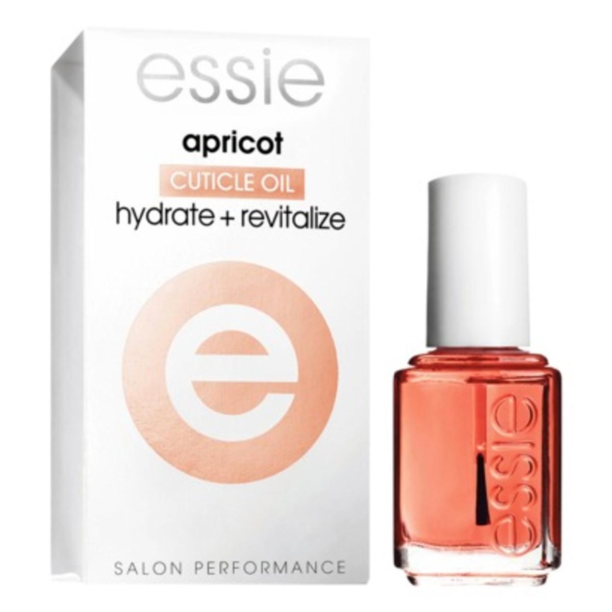 Essie Apricot Cuticle Oil