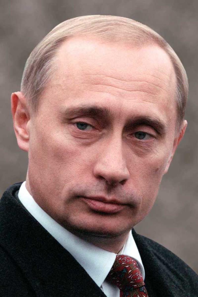 Vladimir Putin, October 2007