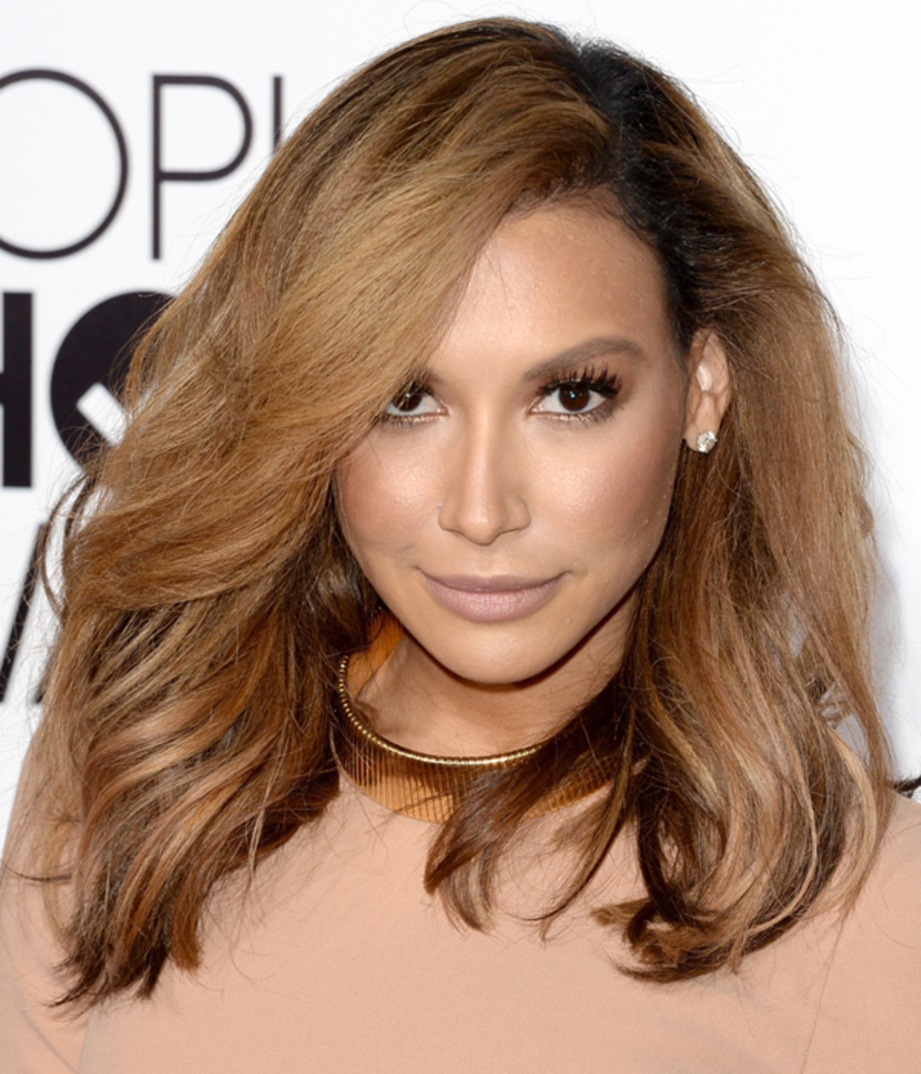 Naya Rivera, People's Choice Awards, 2014