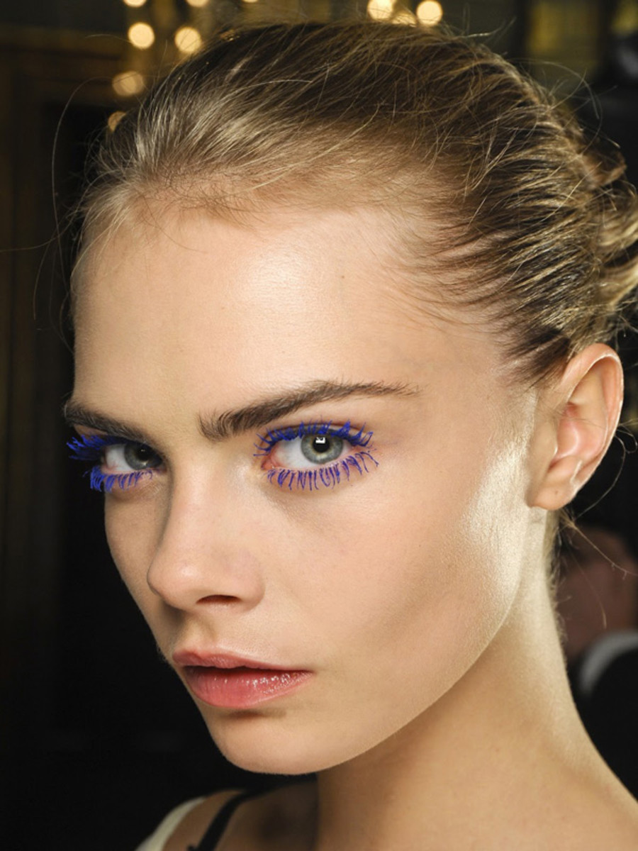 Stella McCartney - Fall 2012 beauty