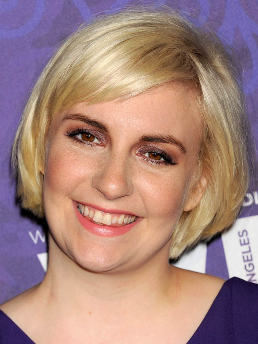 Lena Dunham, Variety and Women in Film Emmy Nominee Celebration, 2014