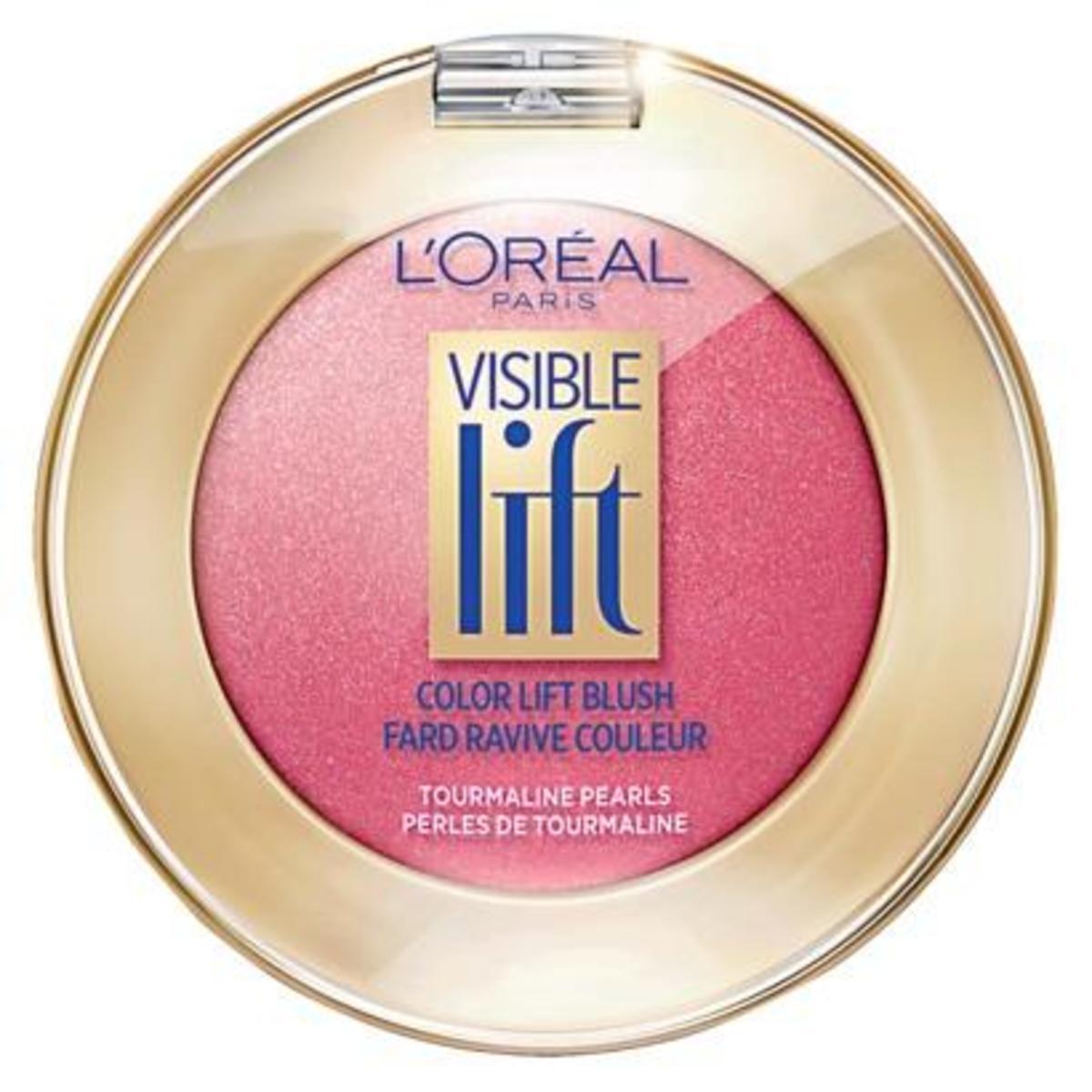 L'Oreal Paris Visible Lift Blush in Pink Lift