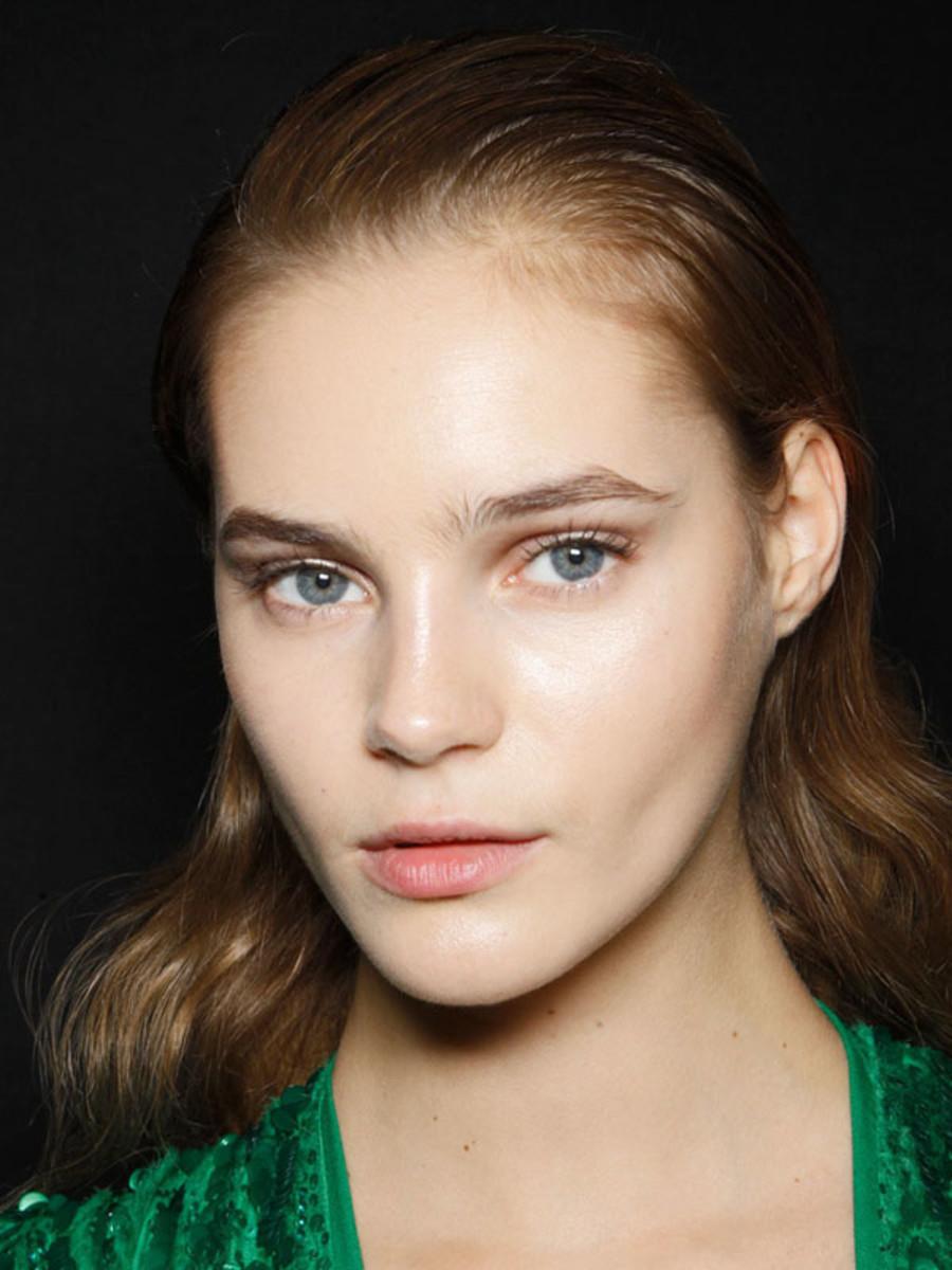 Elie Saab - Spring 2012 makeup