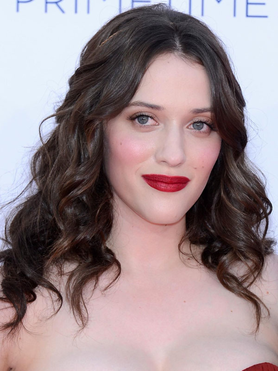 Kat Dennings - Emmy Awards 2012