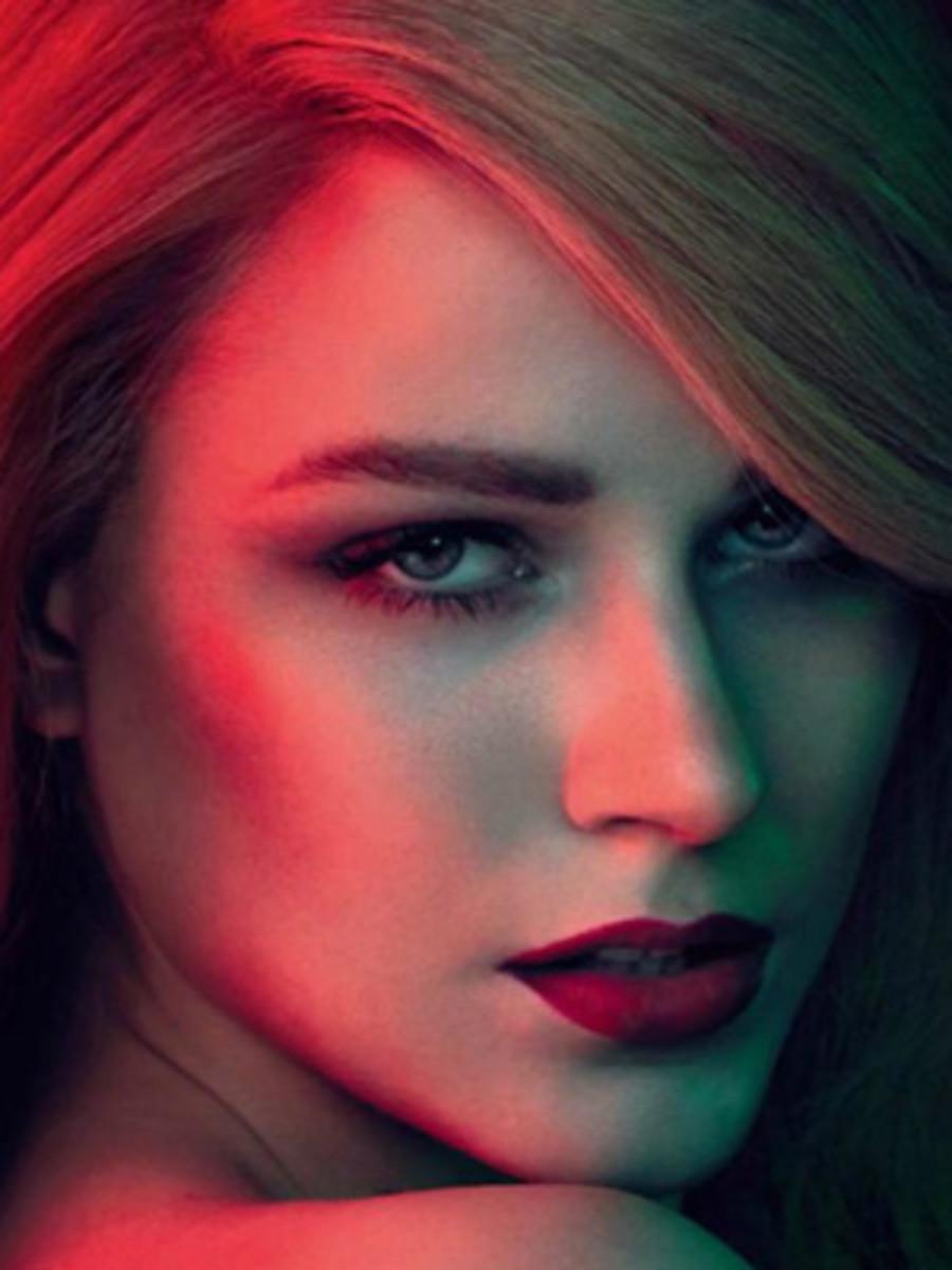 Gucci Guilty Black - Evan Rachel Wood