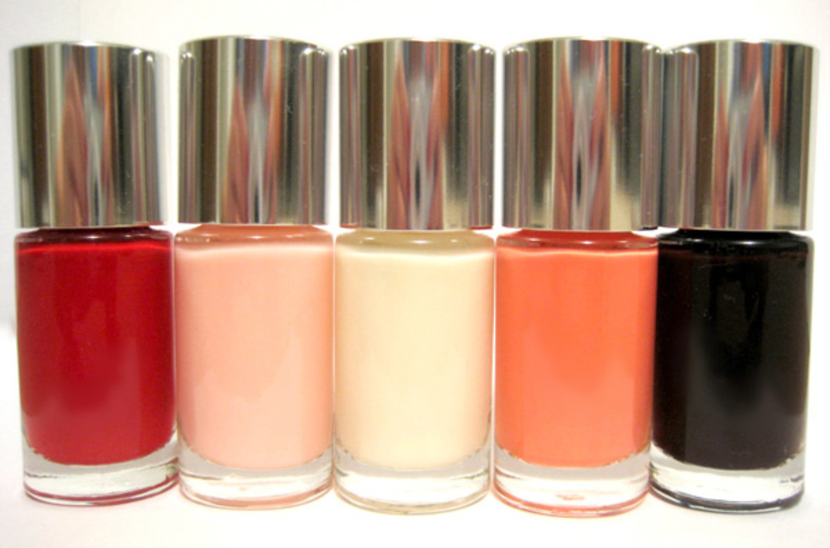 Clinique Sensitive Nail Polish - permanent collection