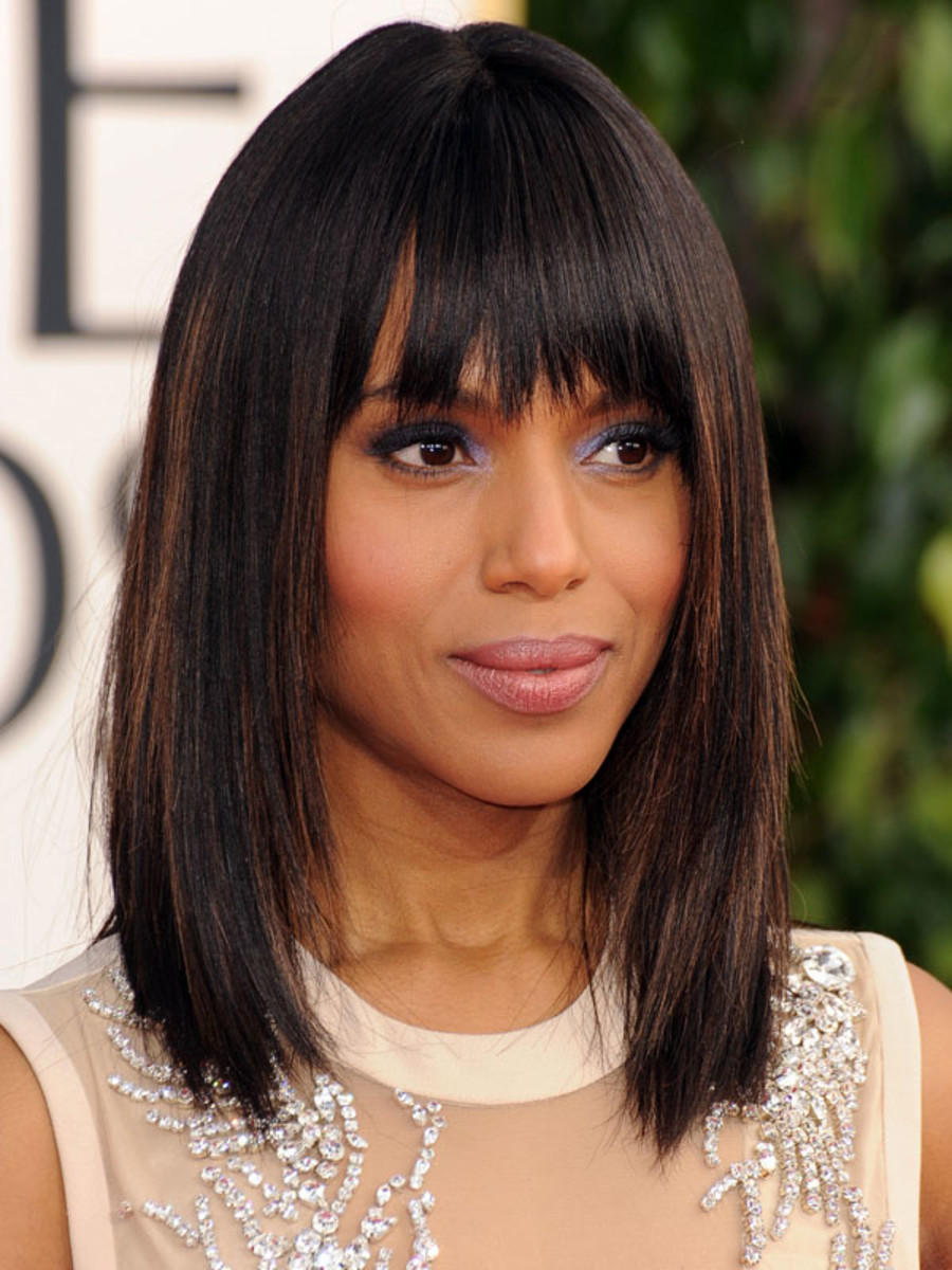 Kerry Washington - Golden Globes 2013