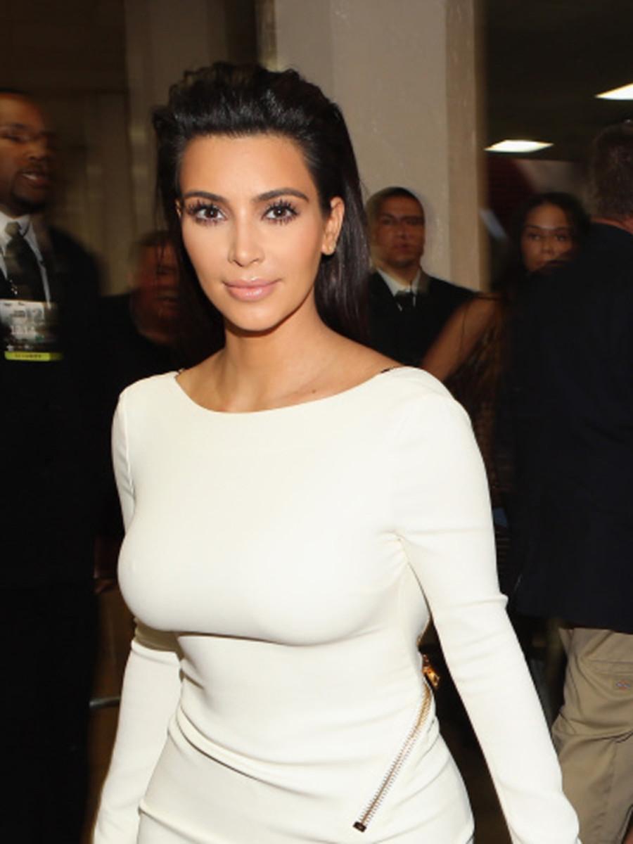 Kim Kardashian - BET Awards 2012