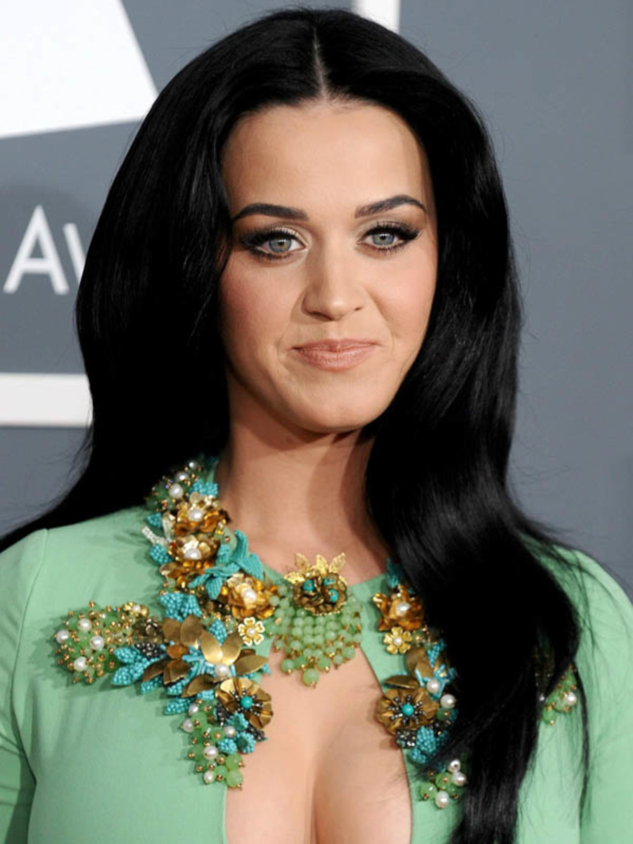 Katy Perry - Grammys 2013 beauty