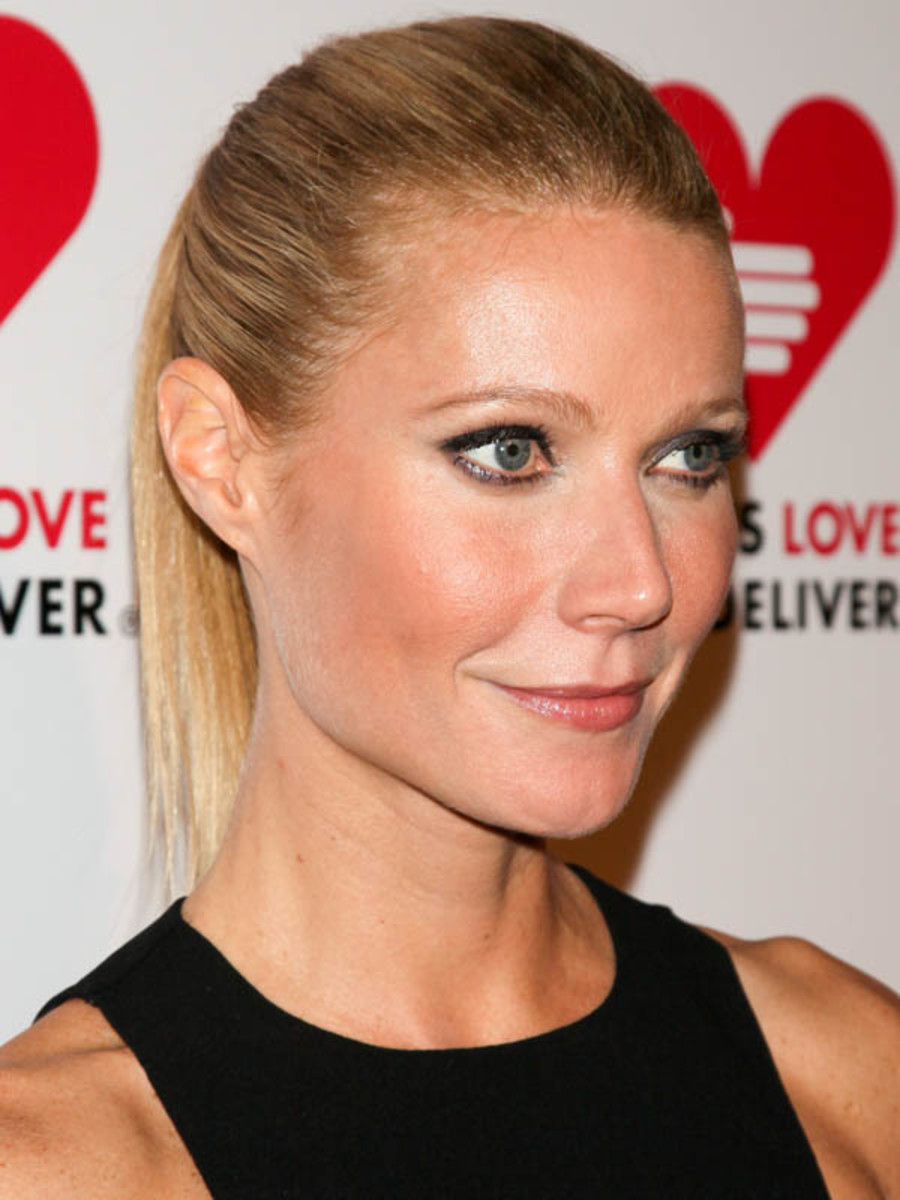 Gwyneth Paltrow - Michael Kors Golden Heart Gala