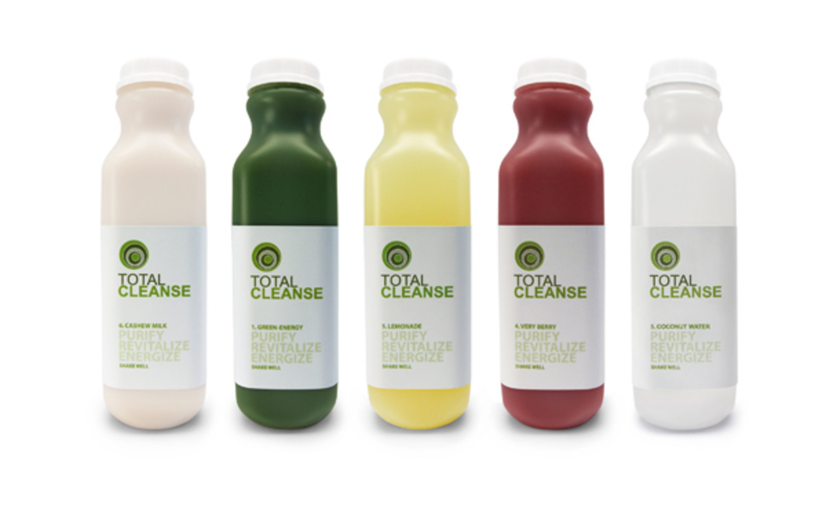 I went on a beauty focused custom cleanse from total cleanse total cleanse juices malvernweather Choice Image