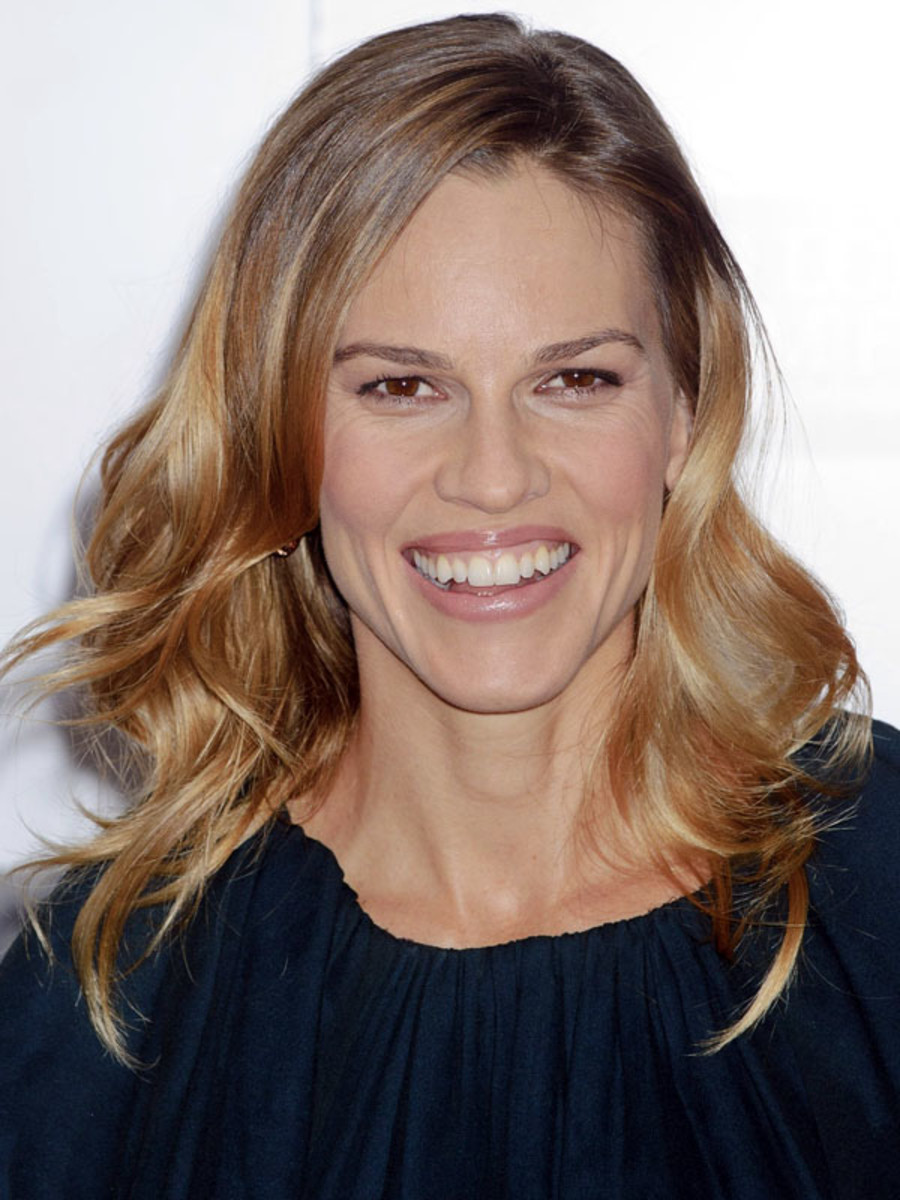 Hilary Swank - BFI London Film Festival 2010