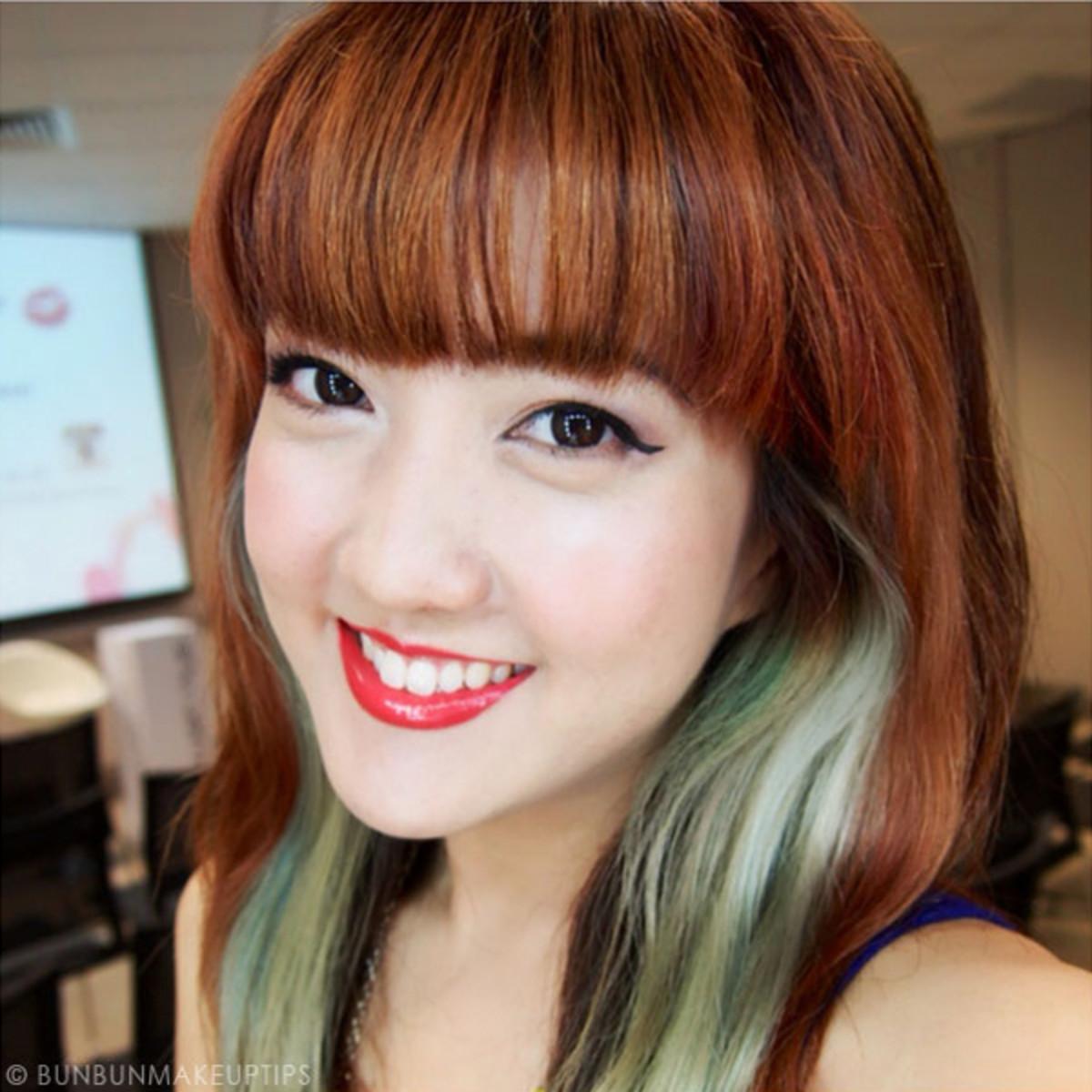 Juli of Bun Bun Makeup Tips