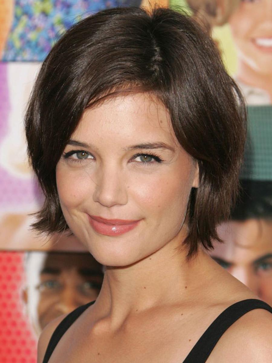 Katie Holmes, Hairspray premiere, 2007