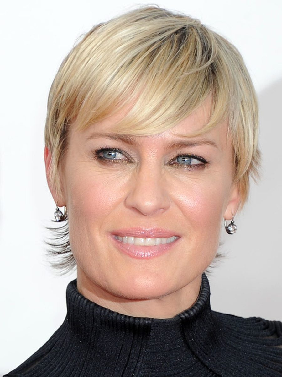 Robin Wright - Emmys 2013