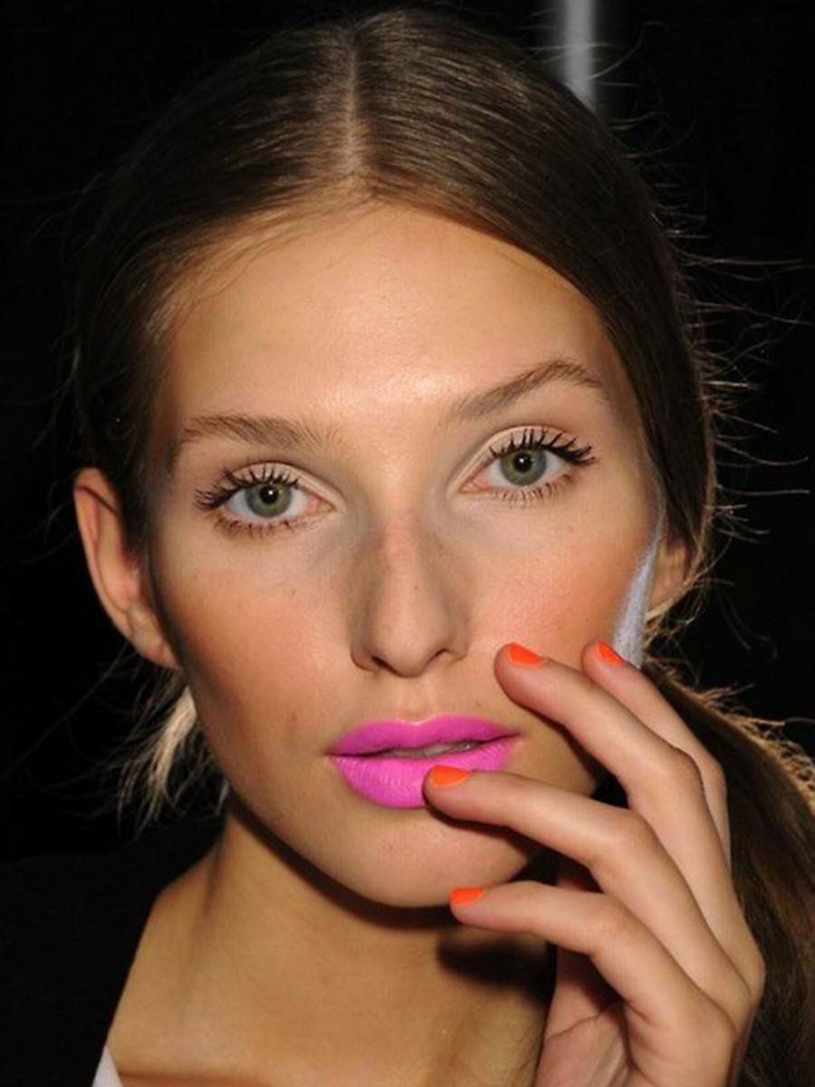 Milly-Spring-2012-makeup