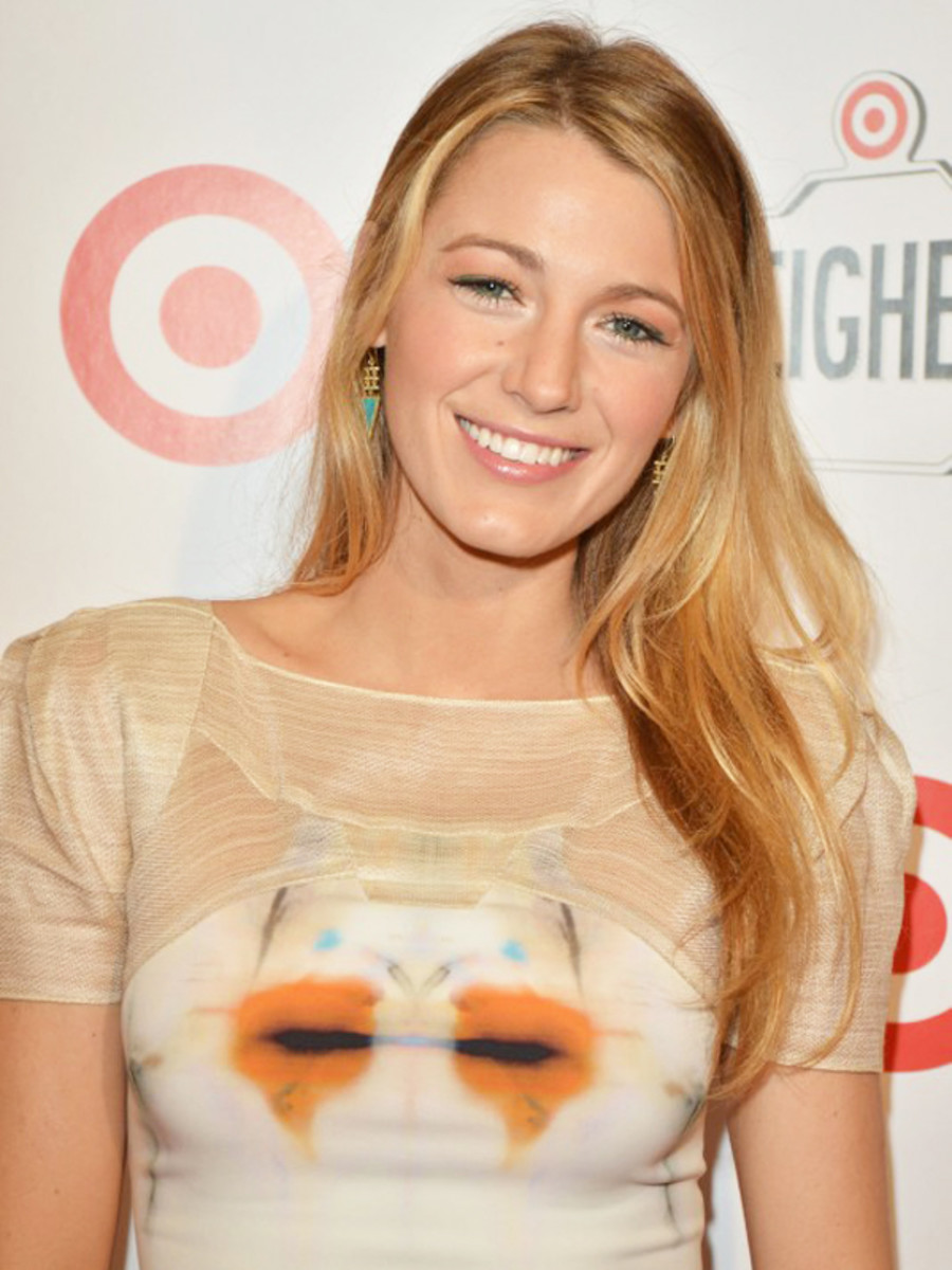 Blake Lively - Target Canada launch, March 2013