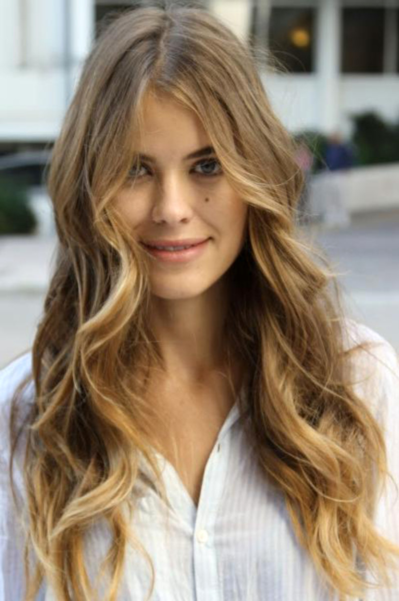 The Best Wash And Wear Cuts For Wavy Hair Beautyeditor
