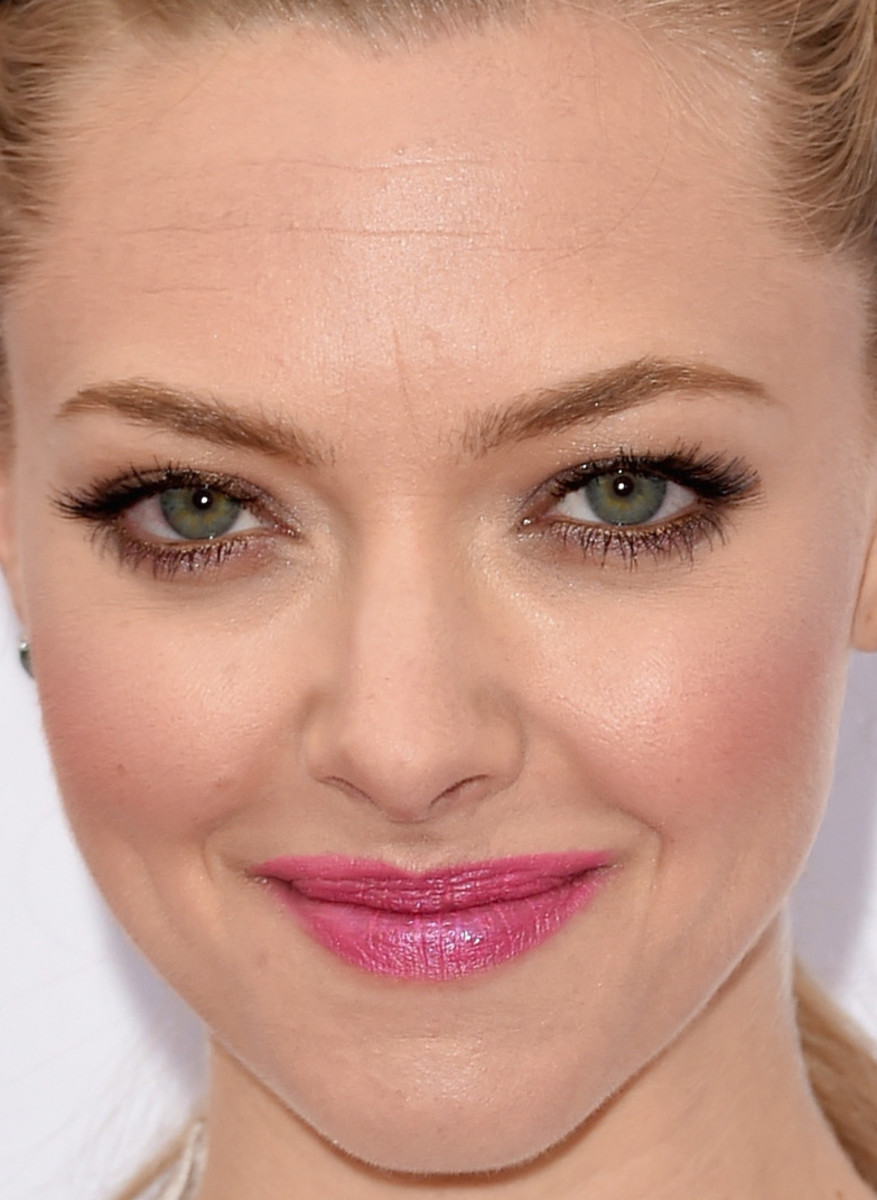 Amanda Seyfried, While We're Young premiere, 2014