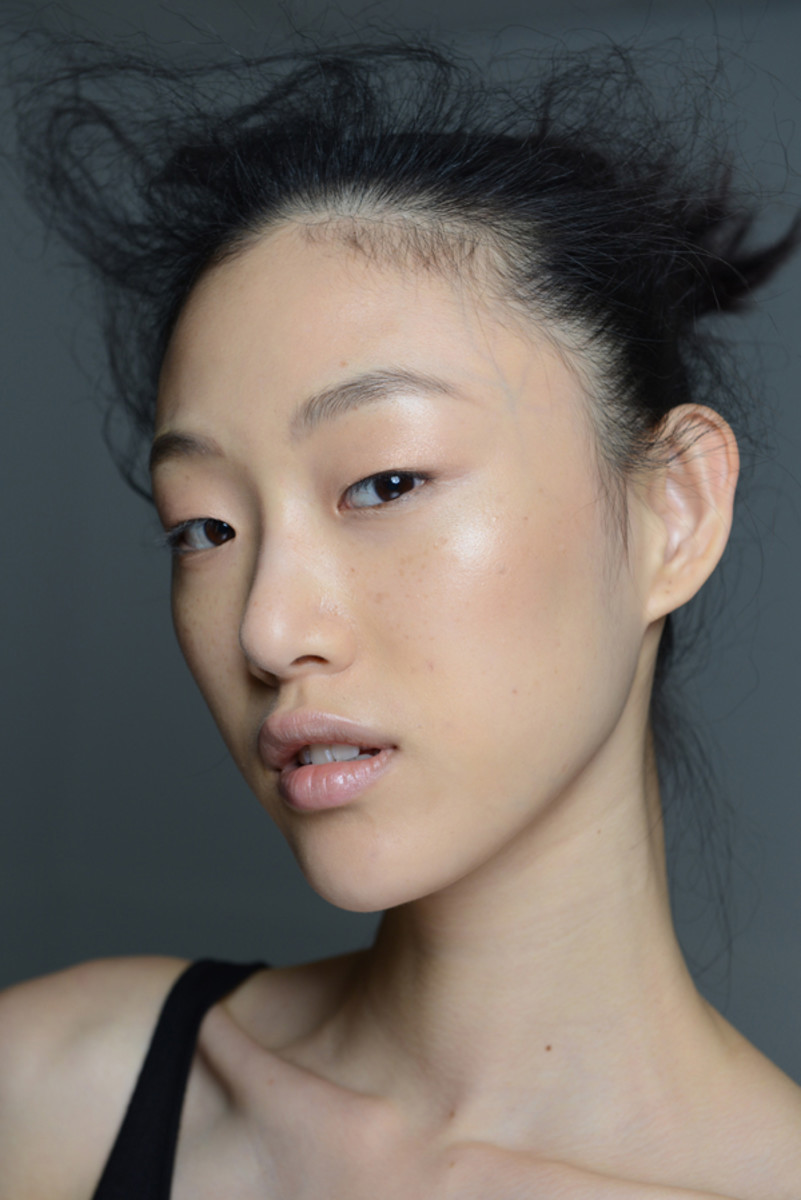 3.1 Phillip Lim Spring 2015 makeup