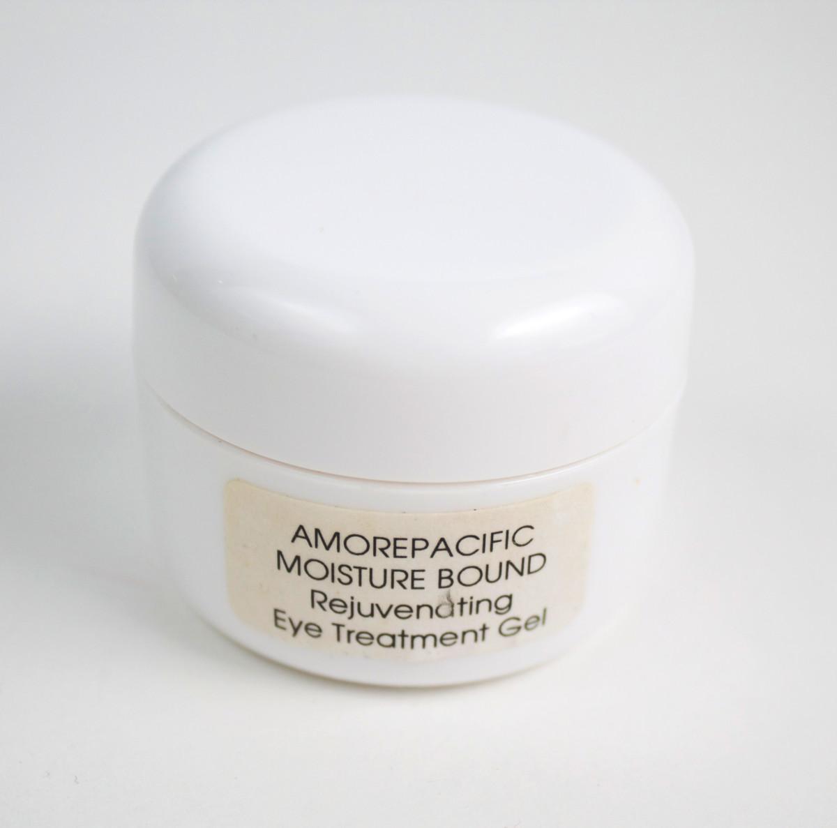AmorePacific Rejuvenating Eye Treatment Gel lab sample