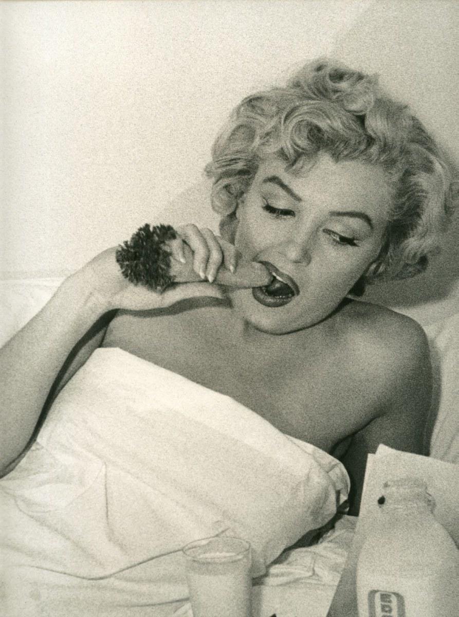 Marilyn Monroe carrots