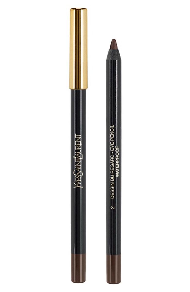 Yves Saint Laurent Dessin du Regard Waterproof Eye Pencil in 2 Patent Leather