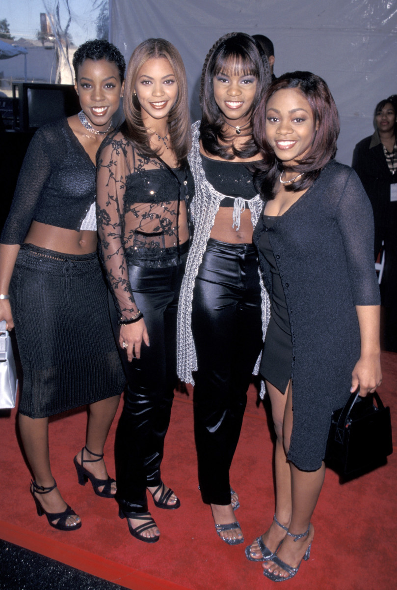 Beyonce Knowles, Soul Train Awards, 1998
