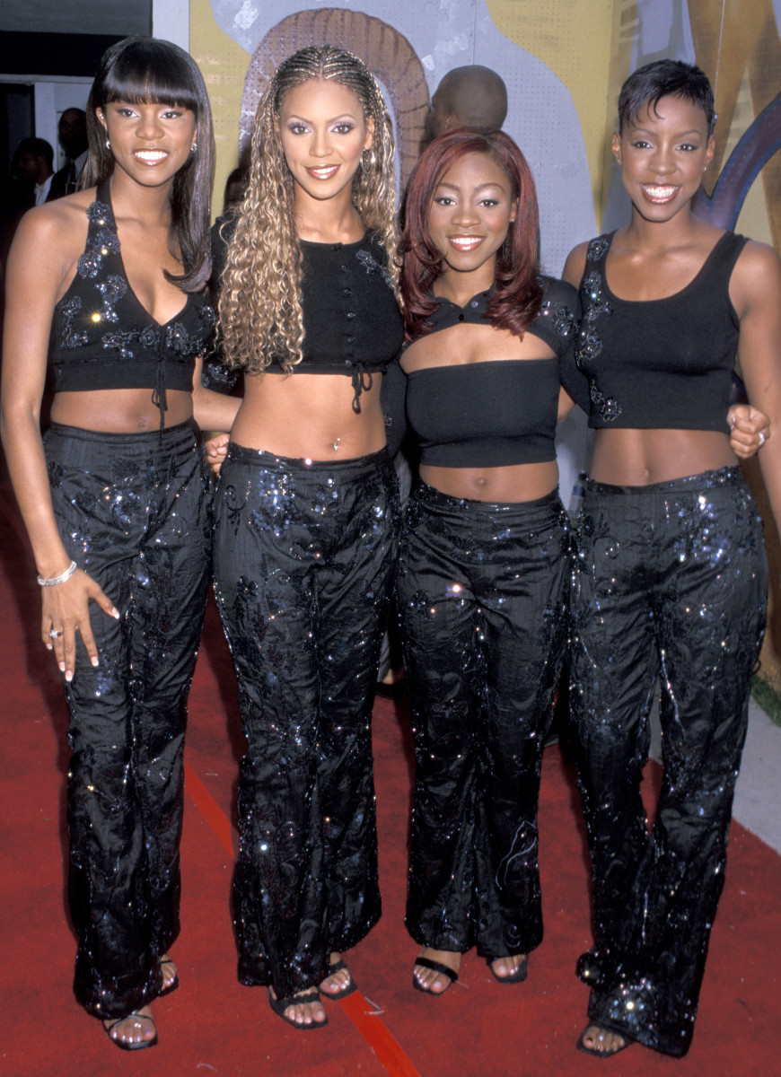 Beyonce Knowles, Soul Train Awards, 1999