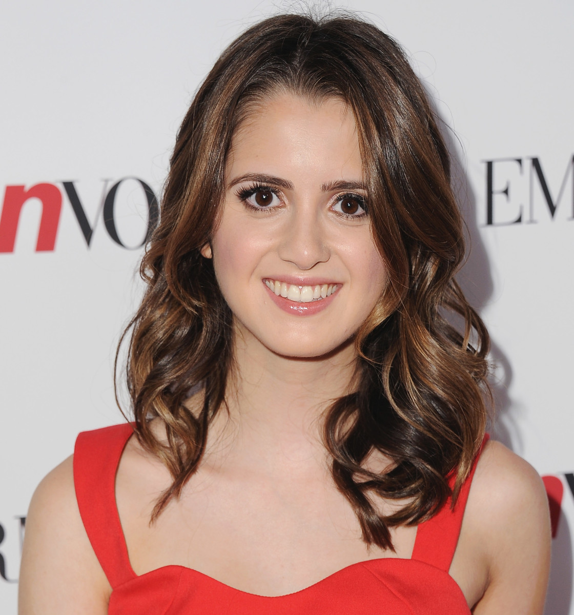 Laura Marano, Teen Vogue Young Hollywood party, 2014
