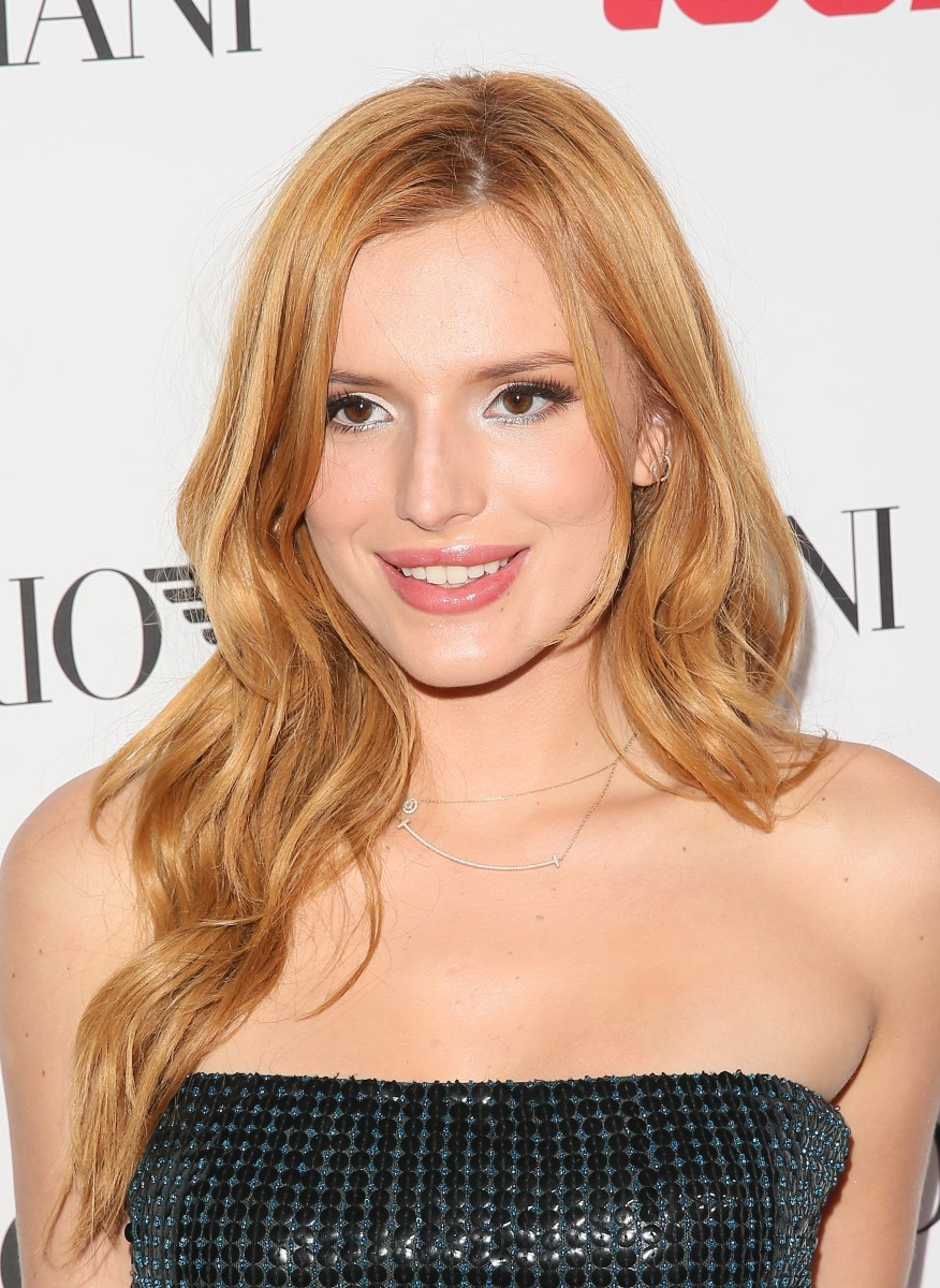 Bella Thorne, Teen Vogue Young Hollywood party, 2014