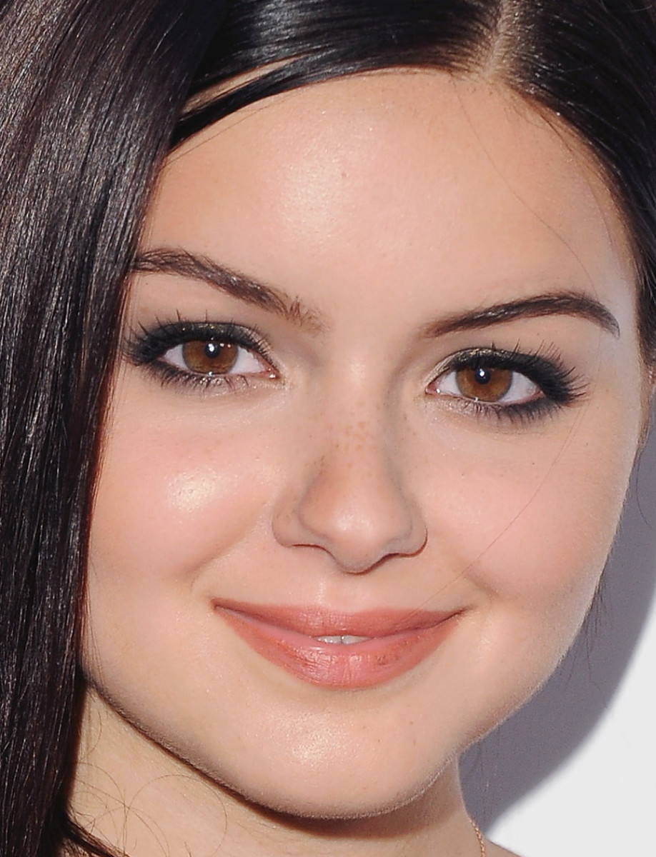 Ariel Winter, Teen Vogue Young Hollywood party, 2014 (close-up)