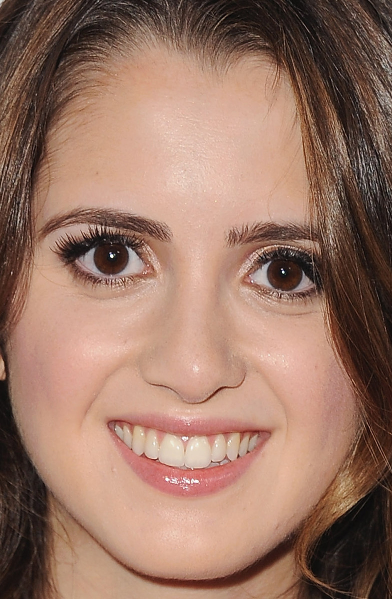 Laura Marano, Teen Vogue Young Hollywood party, 2014 (close-up)