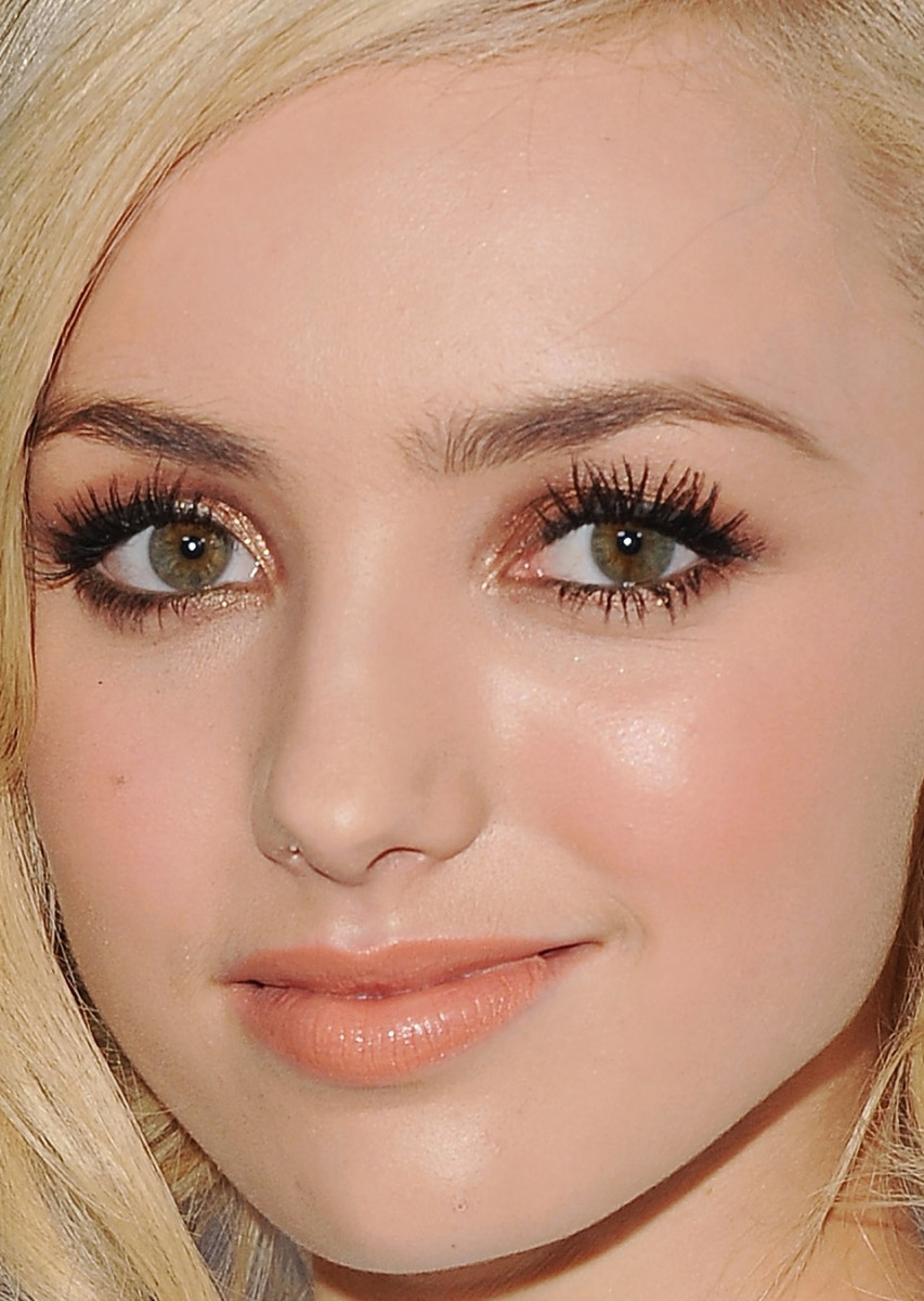 Peyton R. List, Teen Vogue Young Hollywood party, 2014 (close-up)