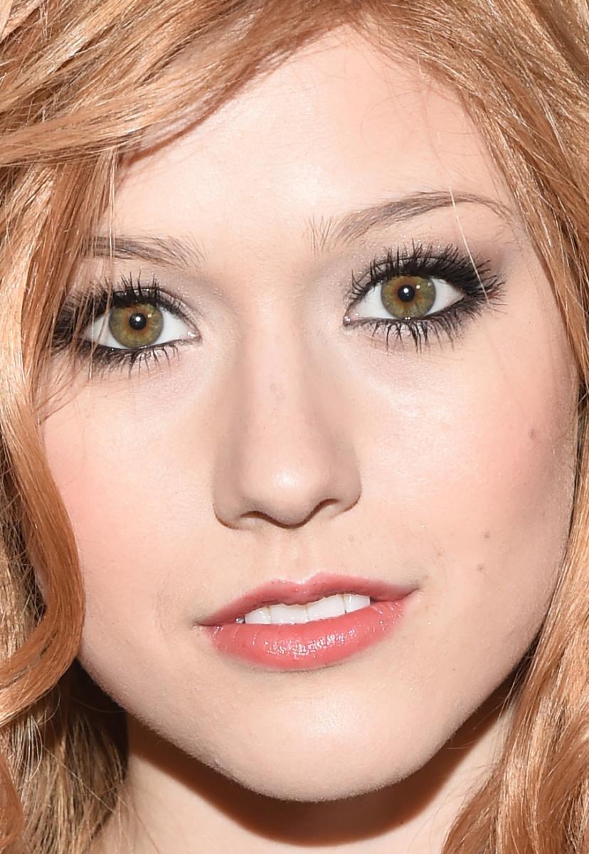 Katherine McNamara, Teen Vogue Young Hollywood party, 2014 (close-up)