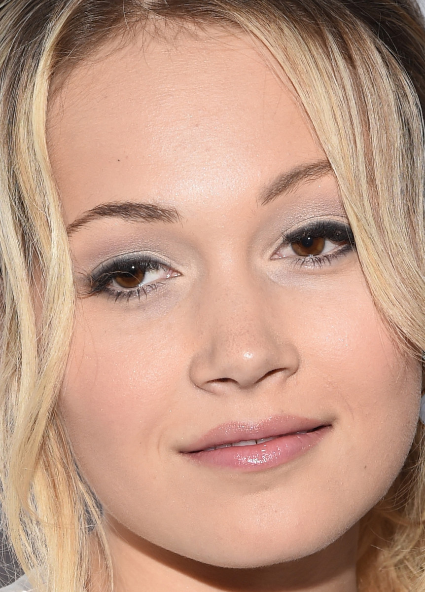 Kelli Berglund, Teen Vogue Young Hollywood party, 2014 (close-up)