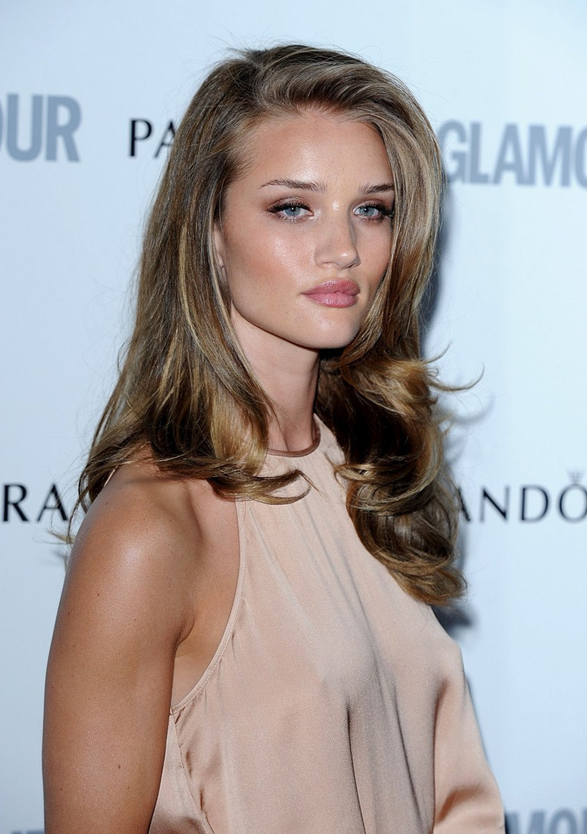 Rosie Huntington-Whiteley, Glamour Women of the Year Awards, 2011