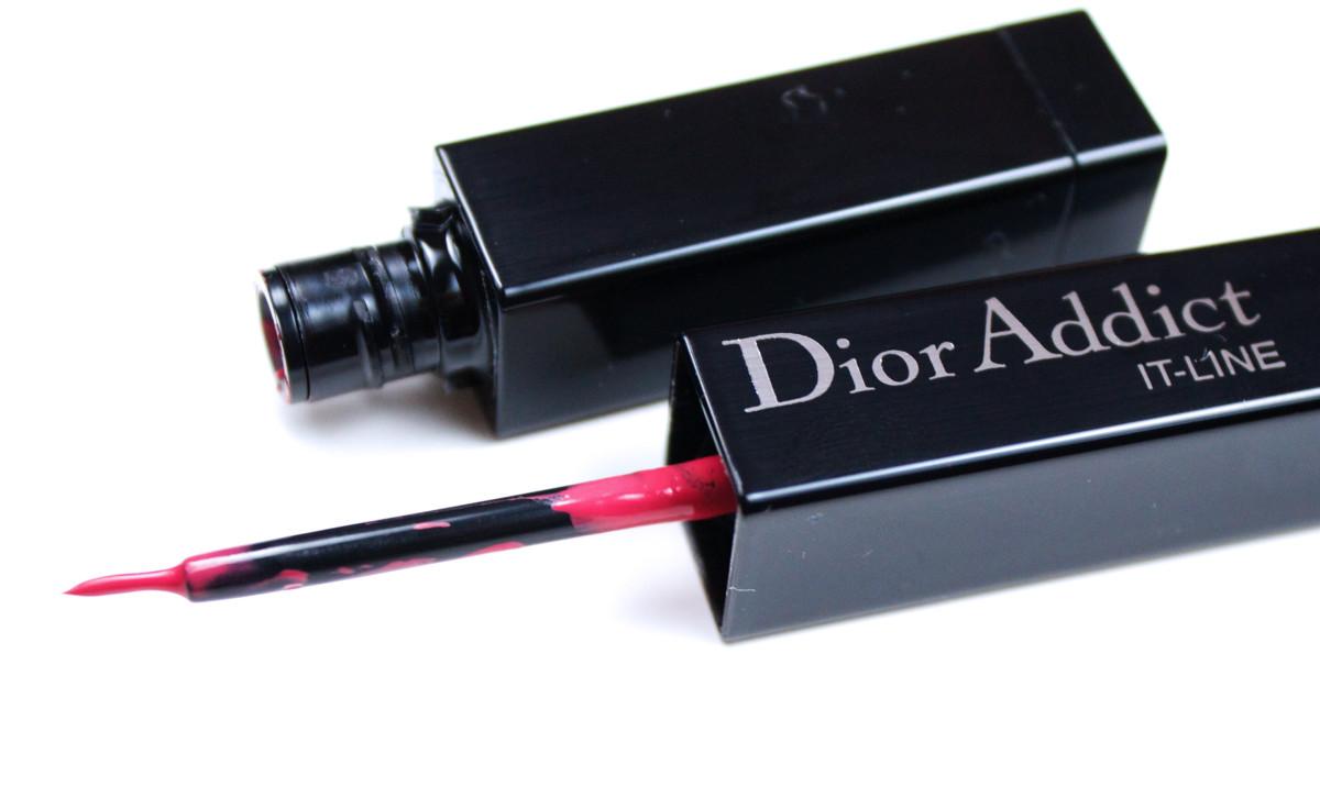 Dior Addict It-Line Liquid Eyeliner in It-Pink